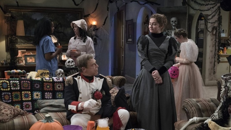 the conners halloween episode
