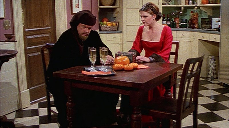 frasier halloween episode