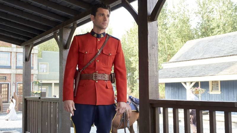 Kevin McGarry as Nathan Grant on When Calls the Heart