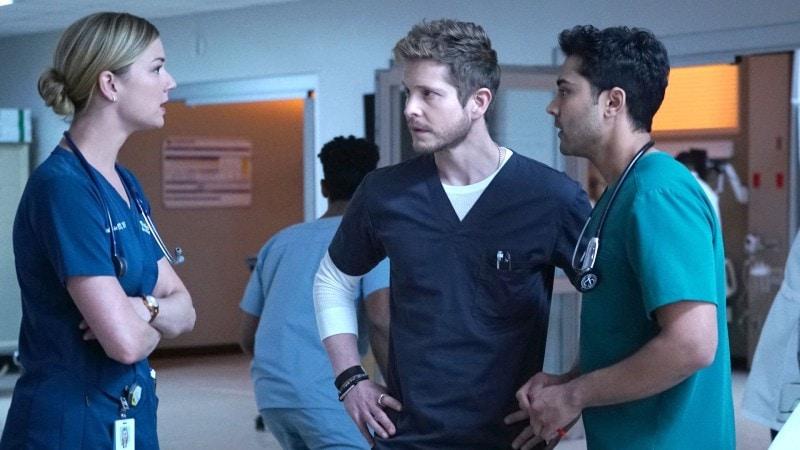 hospital drama on tv