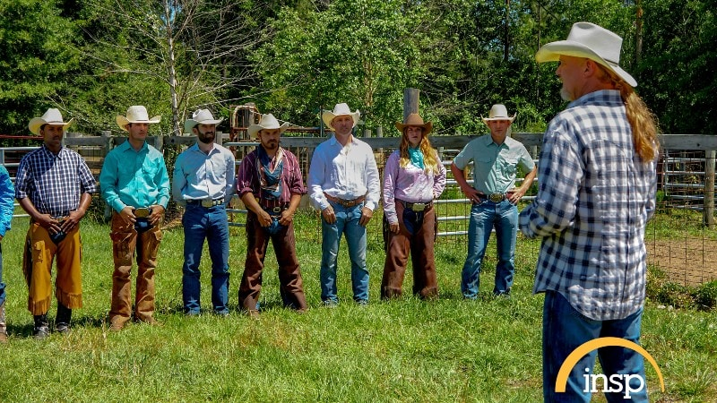 Ultimate Cowboy Showdown hosted by Trace Adkins