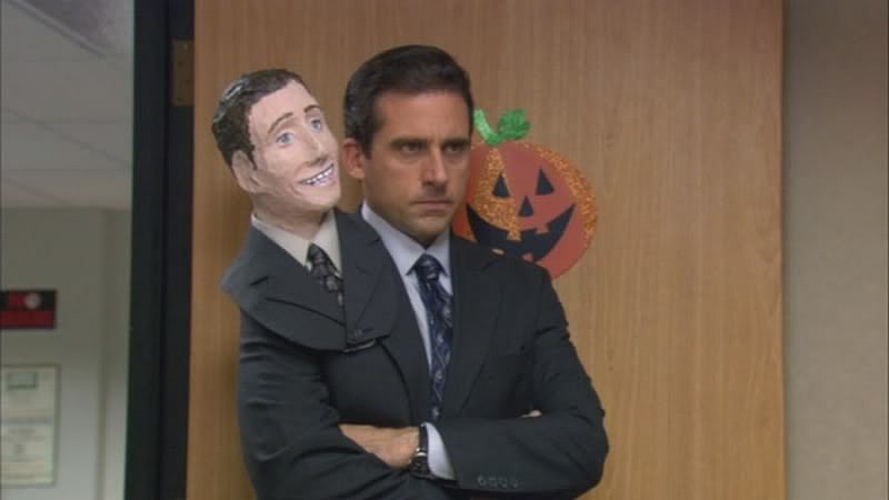 best office halloween episode