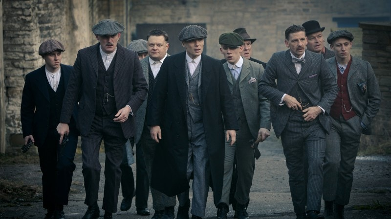 Peaky Blinders on BBC One