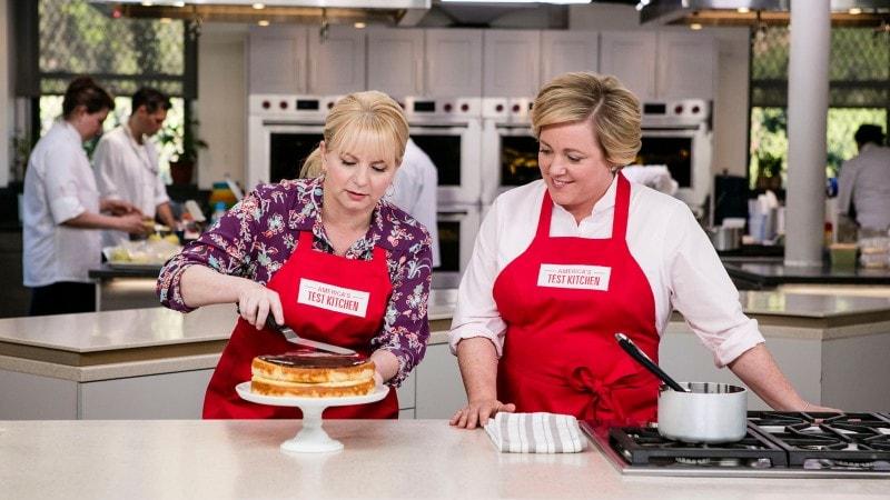 America's Test Kitchen TV show