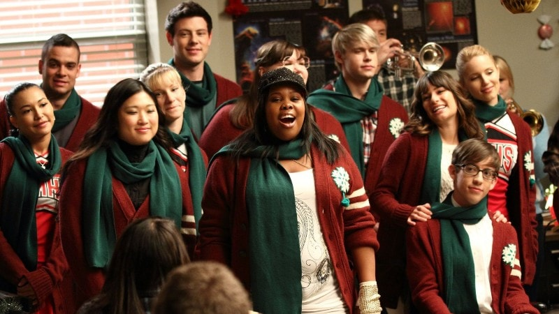 Glee A Very Glee Christmas