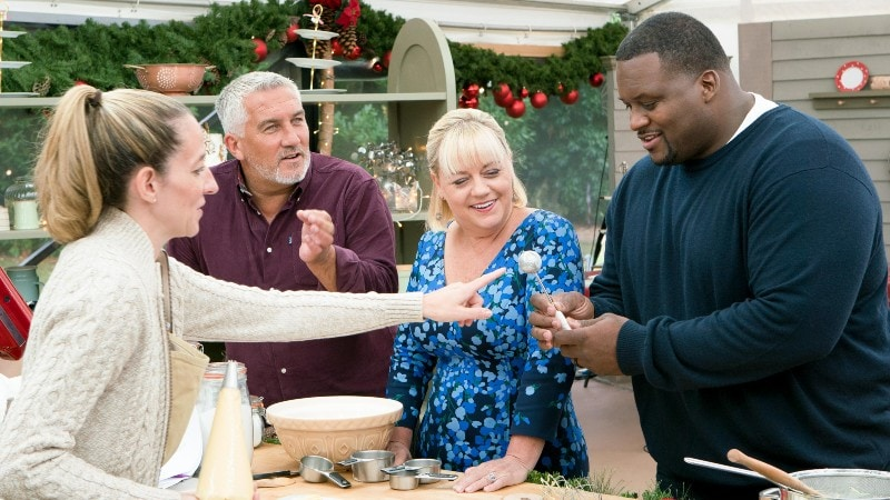 The Great American Baking Show cooking competition show