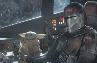 Baby Yoda and The Mandalorian