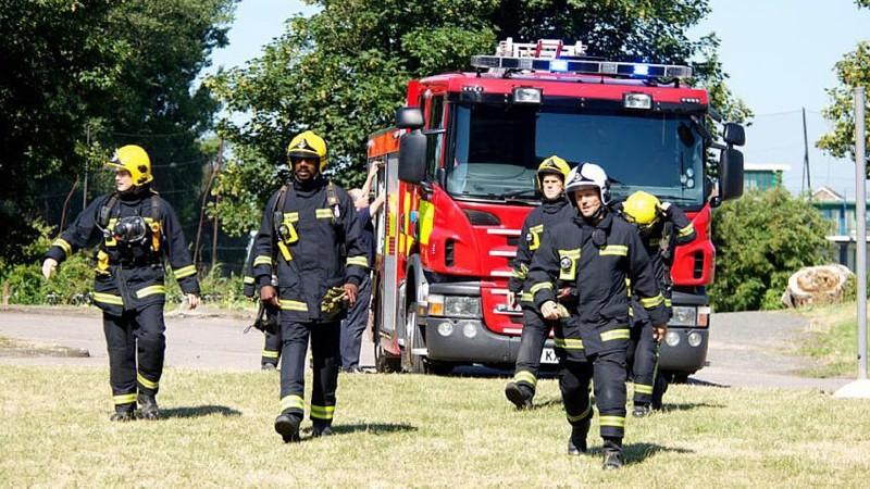fire brigade TV show
