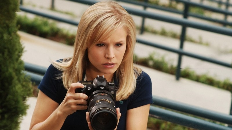 UPN/The CW/Hulu Veronica Mars