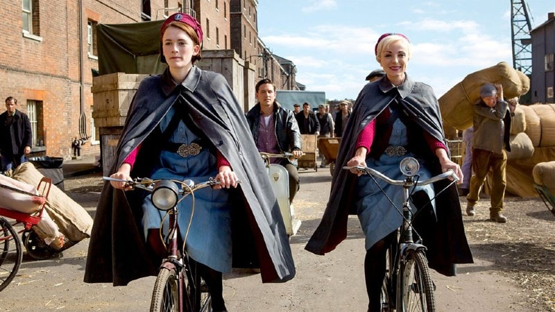 Call the Midwife TV series