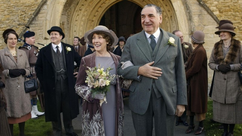 Downton Abbey on ITV