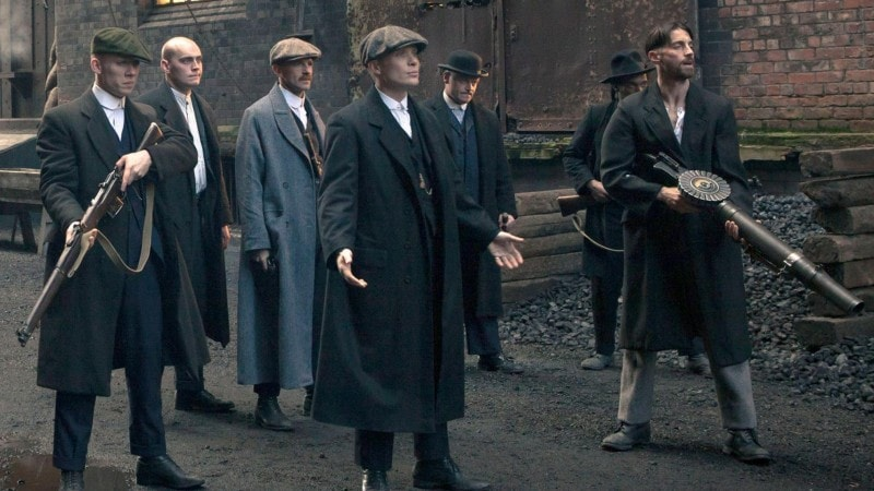 Peaky Blinders on BBC