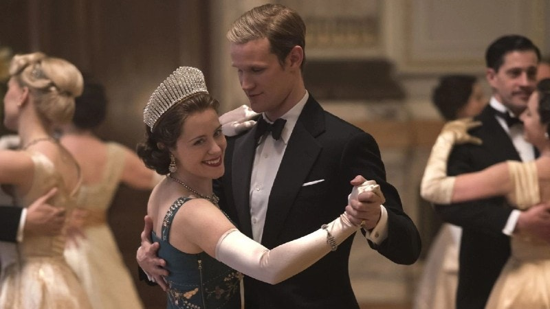 Netflix's The Crown British period drama TV series