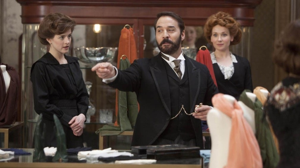 Mr. Selfridge on ITV