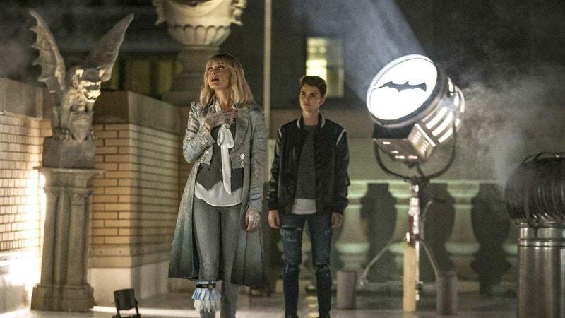 new Batman TV series set in Gotham