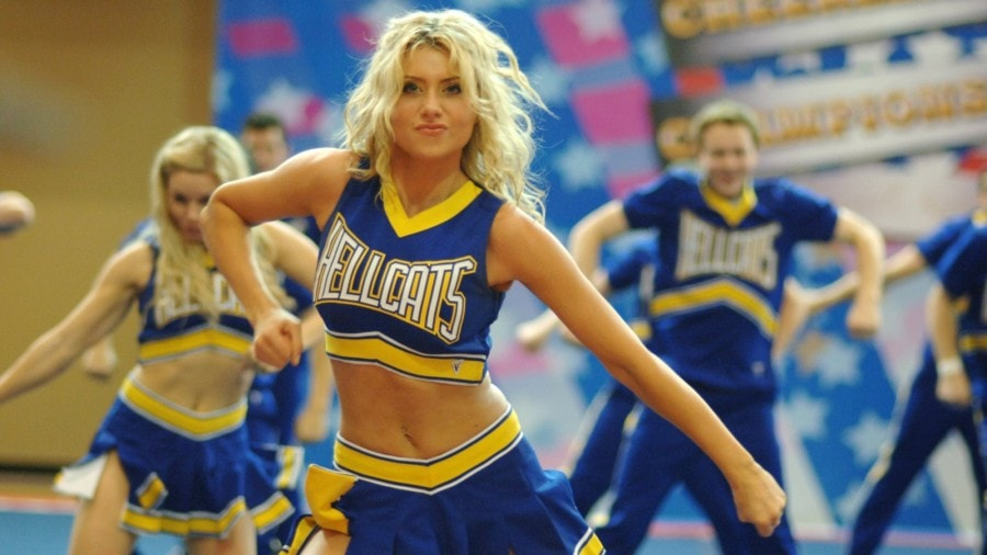 cheerleading TV series
