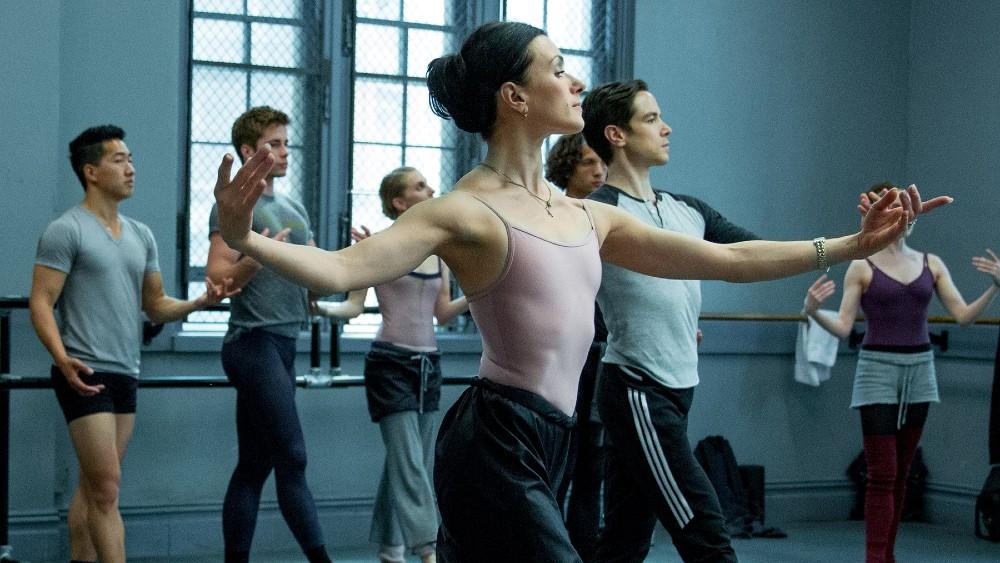 starz ballet series