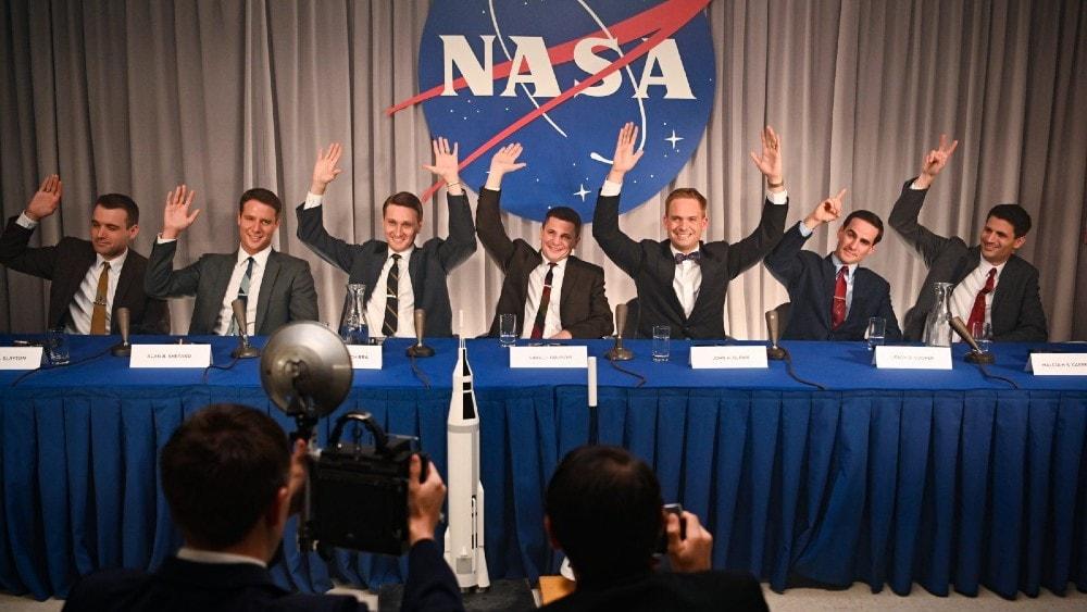 new astronaut TV series