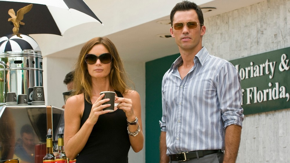 TV shows that are set in Miami Florida