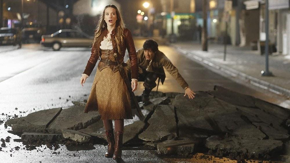 TV series based on fairy tales