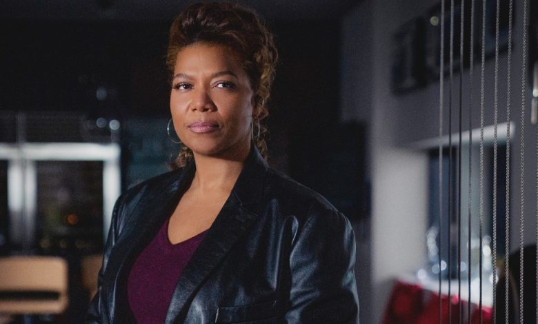 Queen Latifah on The Equalizer on CBS