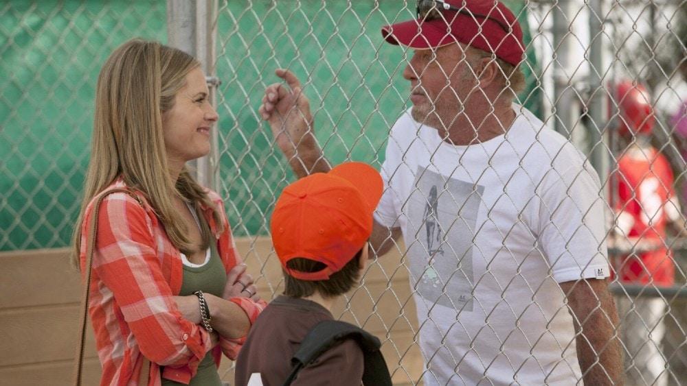 baseball TV show comedy series