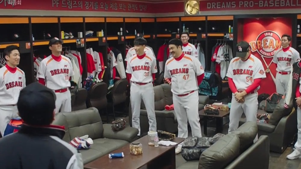 TV show about minor league baseball