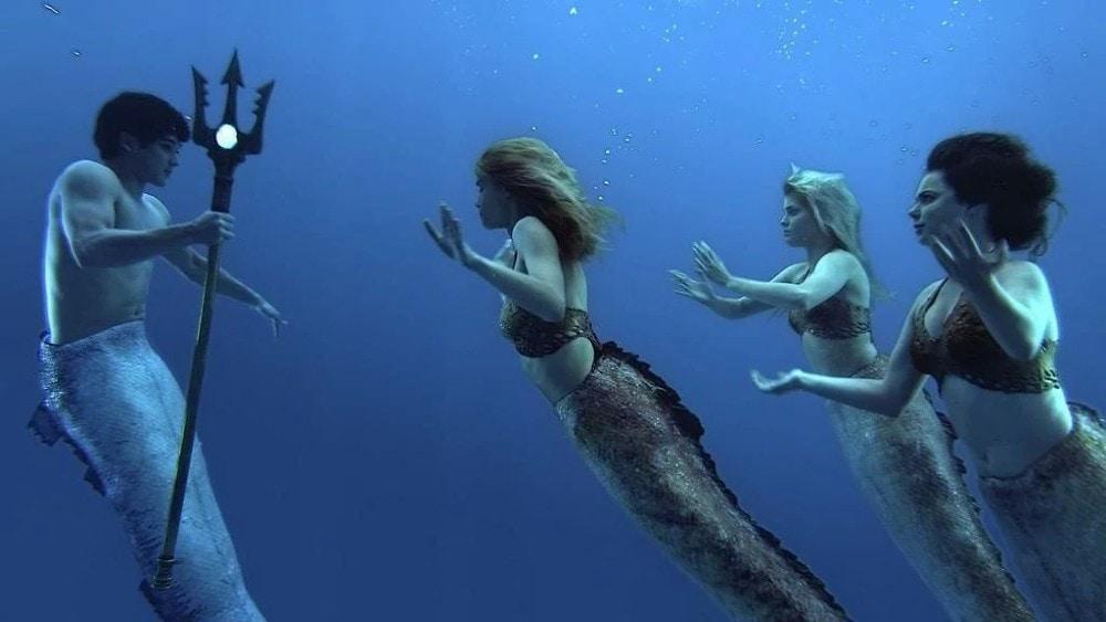 fantasy mermaid TV shows