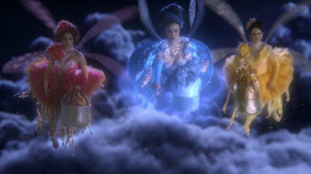 fairytale series with fairies