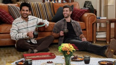 Parker Young and Adhir Kalyan on United States of Al