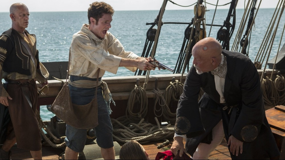 NBC TV show like Black Sails