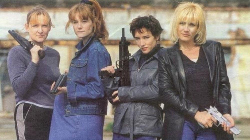 top heist TV series