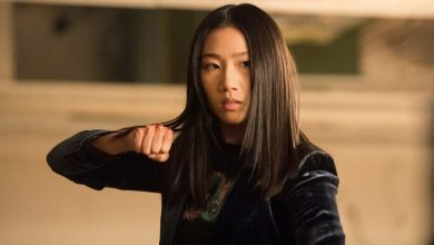 Olivia Liang as Nicky Chen on The CW's Kung Fu