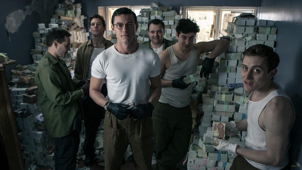 the great heist TV series