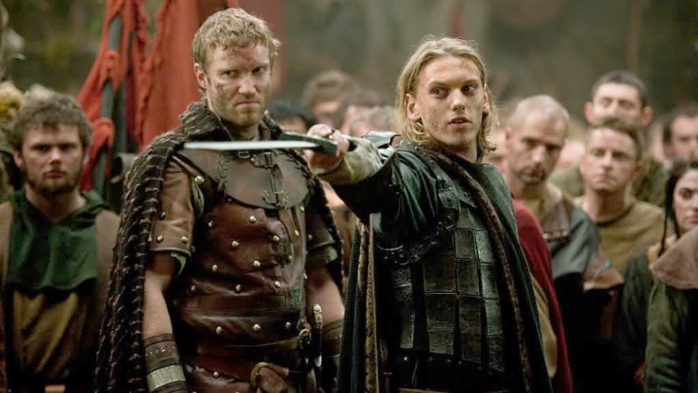 TV shows about Camelot and King Arthur