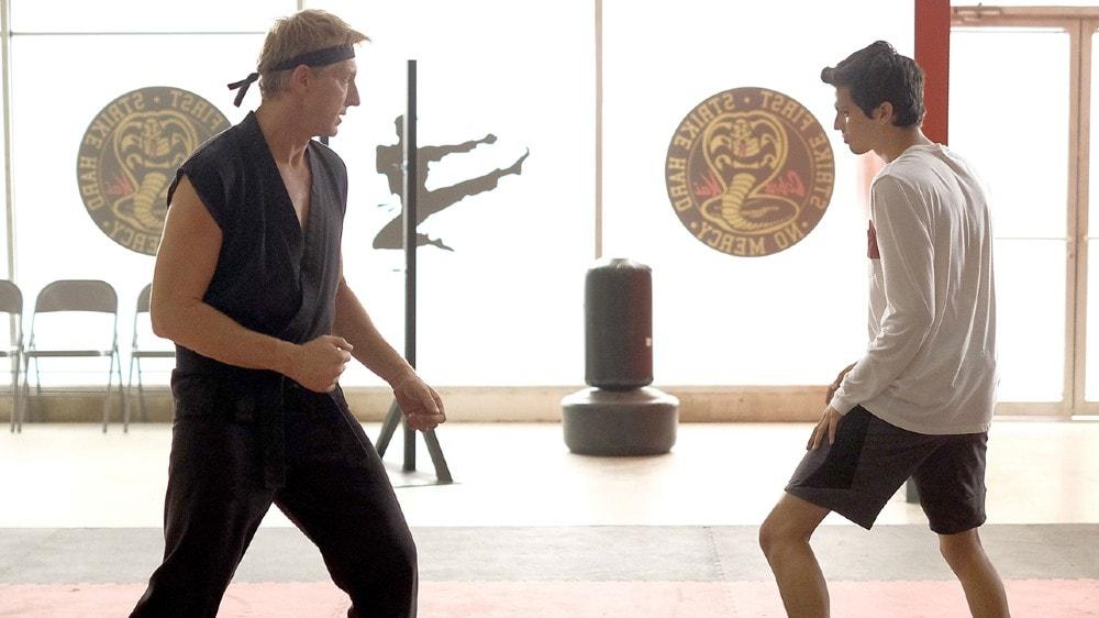martial arts shows