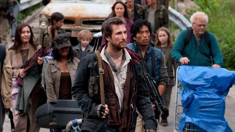 falling skies TV show about aliens