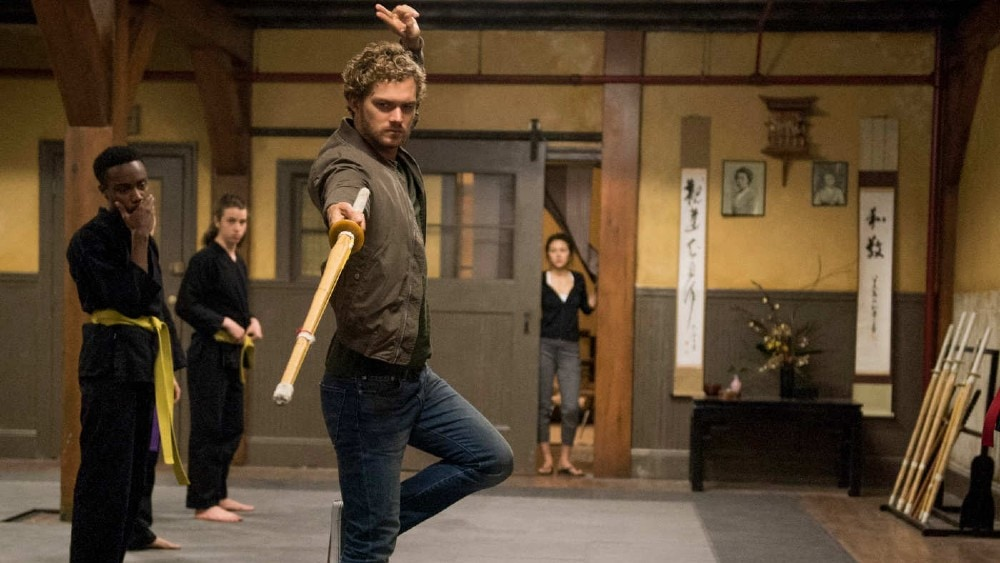 best TV shows about martial arts