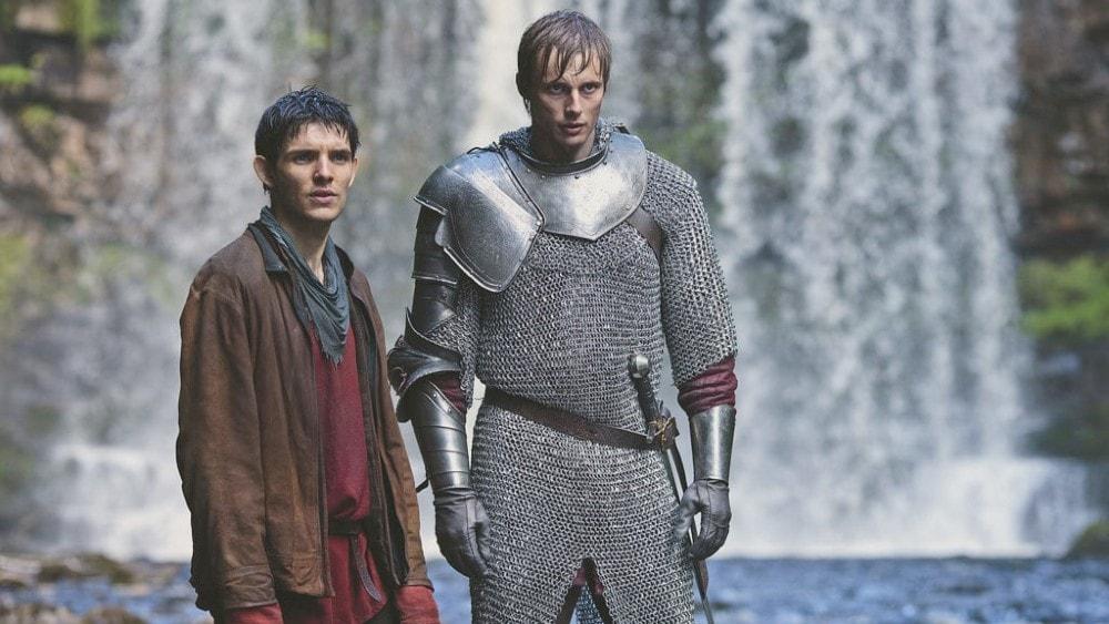 Arthurian Legend TV shows