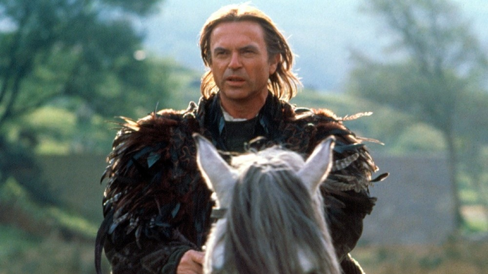 Arthurian legend Merlin-related TV shows