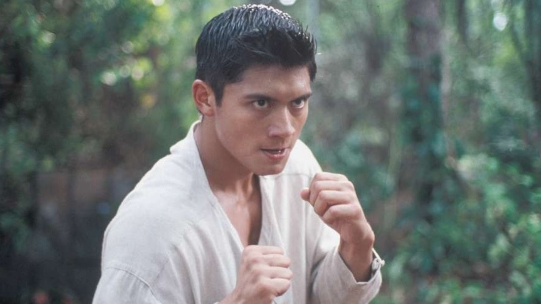 TV series with martial arts