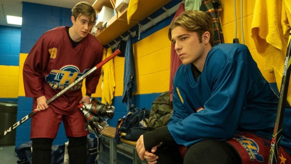 Netflix hockey series