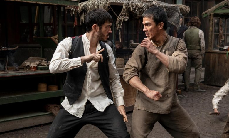 list of best martial arts TV series