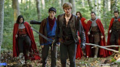 best King Arthur TV shows