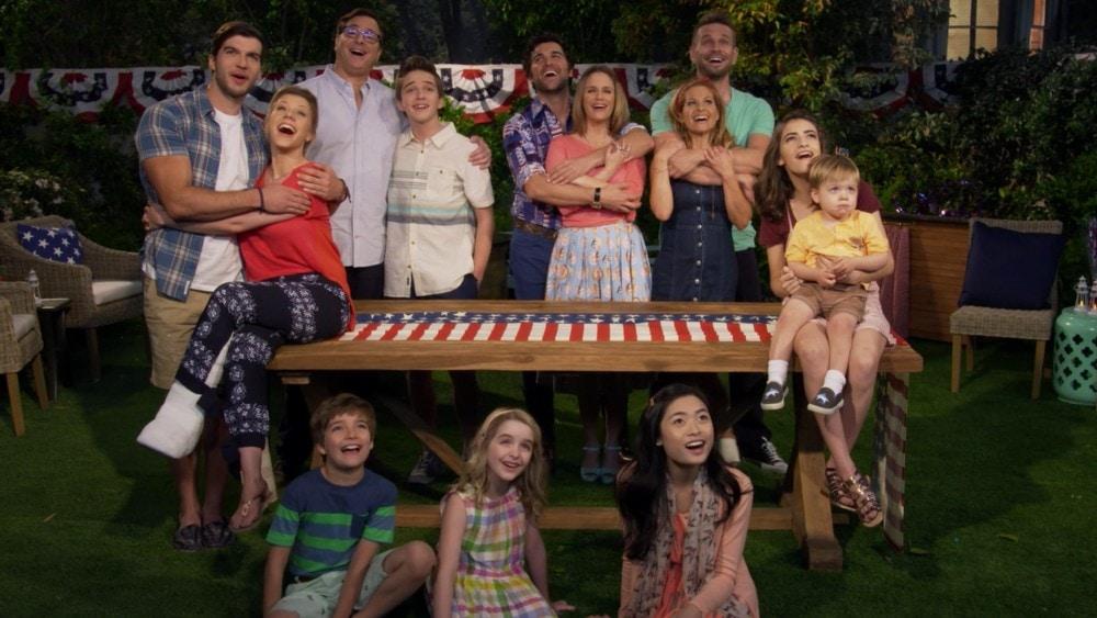Fuller House 4th of July episode
