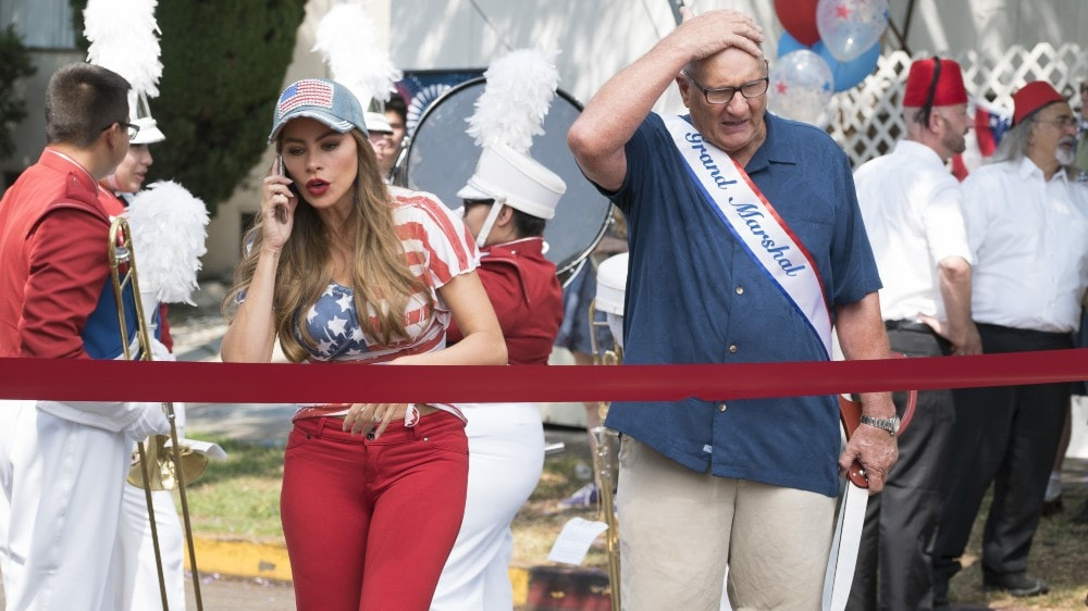 Modern Family 4th of July episode
