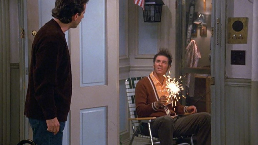 Seinfeld 4th of July episode