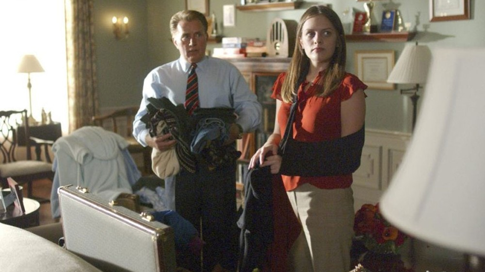 The West Wing 4th of July episode