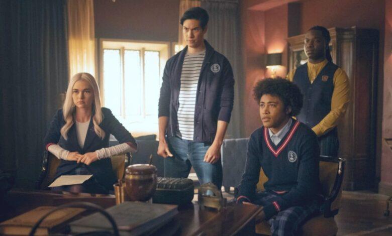 best TV Series about boarding schools